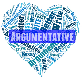 How do you argue in an essay.?